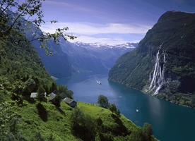 Bergen to Alesund - Norwegian Fjords Tour