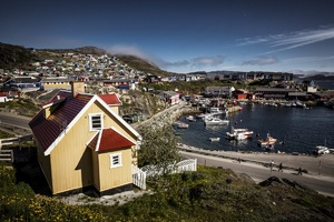 Visit Greenland:  Sculpture and Ice Package