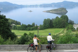 Norway Biking