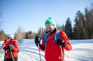 Finland Border to Border Ski Event