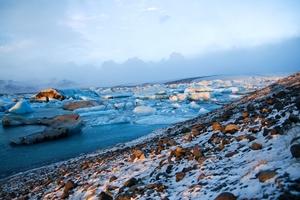 South Coast Adventure - Jökulsárlón & Ice-Caving