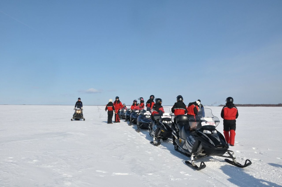 Small Group Tours Lapland August