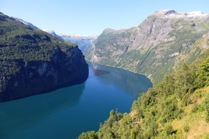 Splendor of the Fjords