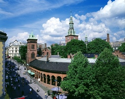 Majestic Fjords, Scandinavian Highlights with Helsinki & Copenhagen