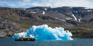 M/S Spitsbergen Voyage - Epic Crossing of the Arctic North