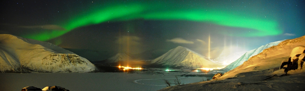 Hidden Powers And Northern Lights