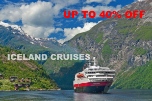 sale for Iceland Cruises