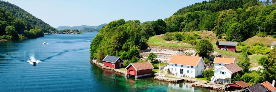 9-Day Bergen & The Fjords of Norway